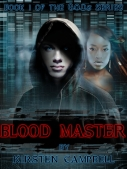 Blood Master Adult Book Cover