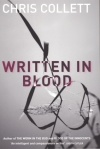 Chris Collett 3 Written in Blood