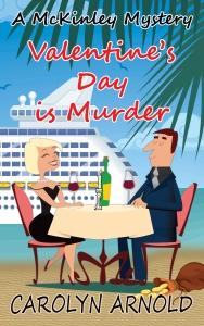 Valentine's Day is Murder Final Front