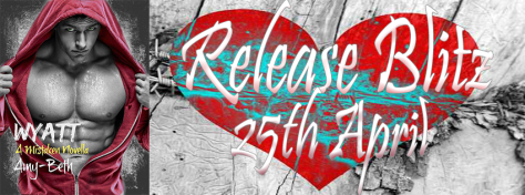 Amy Beth Release Day Banner