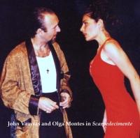 John Vamvas and Olga Mendes