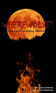WhereWolves Cover - realistic