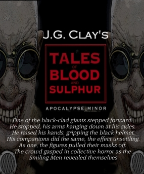 jgclay Excerpt Promo one The Smiling Men