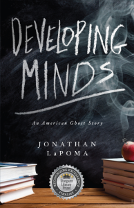 Developing Minds -Cover with Award