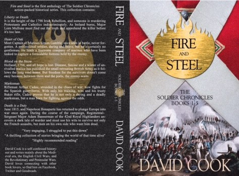 Fire and Steel Print Book