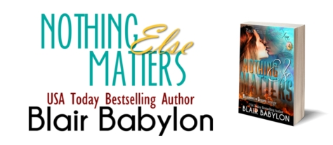 Nothing Else Matters Book Ad