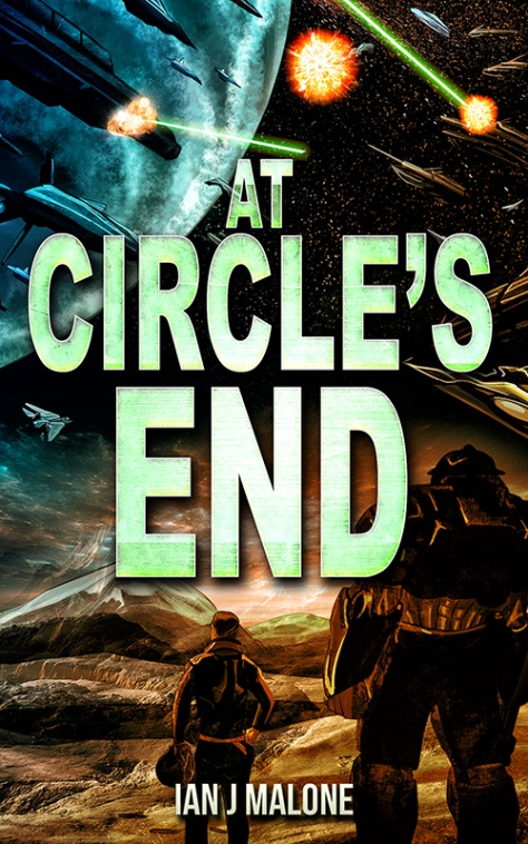 At Circle's End Promo Cover