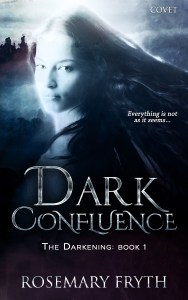 Dark Confluence - Rosemary Fryth - BISON PUBLISHING