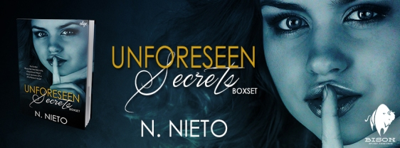 UNFORESEEN SECRETS BOXSET BANNER