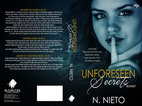 UNFORESEEN SECRETS - N. NIETO - BISON PUBLISHING