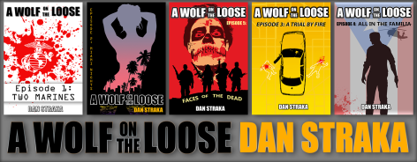 A WOLF ON THE LOOSE 5 BANNER [1472561]