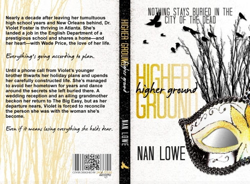 Higher Ground Nan Lowe