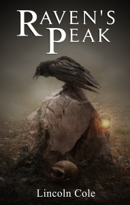 Raven's Peak - kindle cover copy